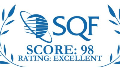ProStar Receives a 98/Excellent on its SQF Recertification
