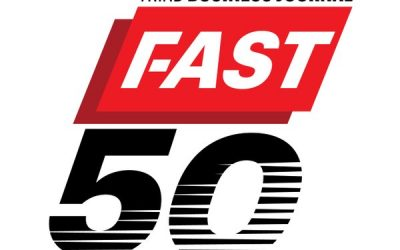 """South Atlantic Recognized Again Among """"Fast 50"""" by Triad Business Journal"""